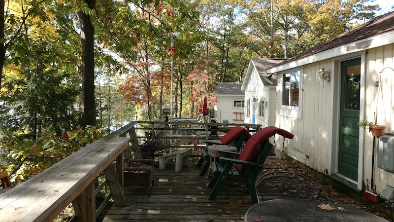 The Three Buckles Cabins