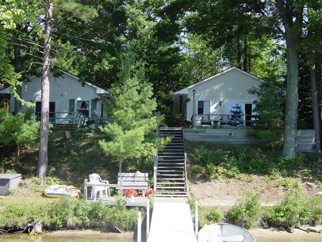 A rental cabin