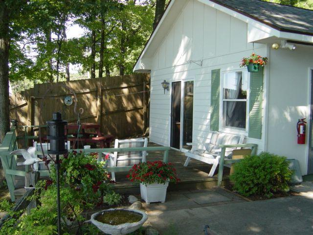 The Jurgens Cabin