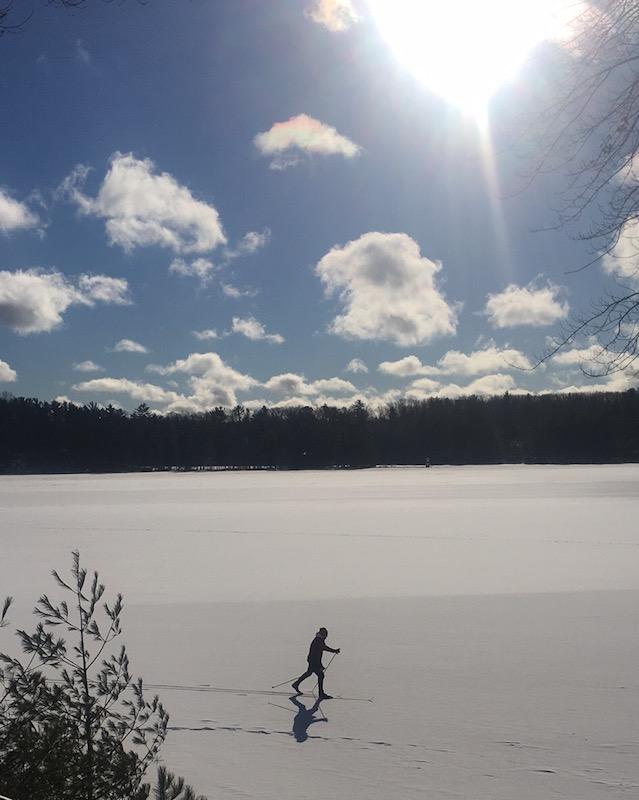Ski Spider Lake